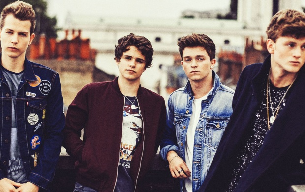 The Vamps Band (click to view)