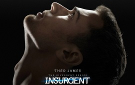Theo James In Insurgent 2015