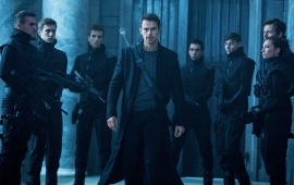 Theo James Underworld Blood Wars 2016