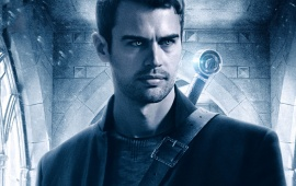 Theo James Underworld Blood Wars Poster