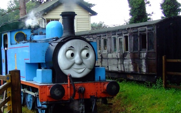 Thomas The Tank Engine (click to view)