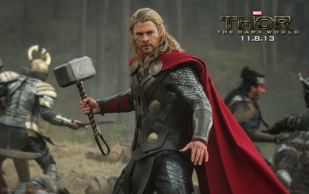 Thor: The Dark World Movie Still (click to view)