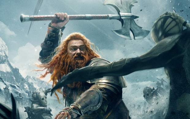Thor The Dark World Volstagg (click to view)