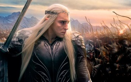 Thranduil The Hobbit 2014