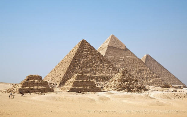 Three Pyramids (click to view)