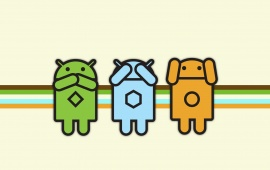 Three Wise Android