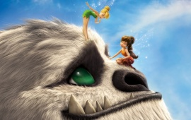 Tinker Bell And The Legend Of The Neverbeast 2015