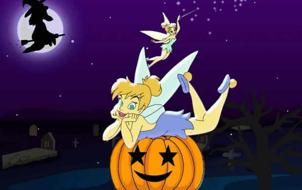 Tinkerbell Halloween (click to view)