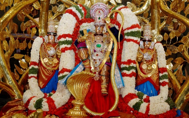 Tirupati Balaji (click to view)