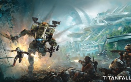 Titanfall 2 The Battle