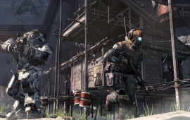 Titanfall Game Screenshots