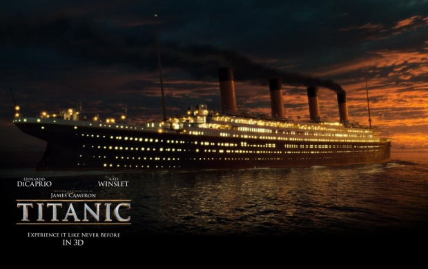 Titanic 3D 2012 (click to view)