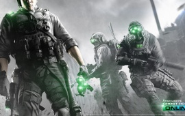 Tom Clancy's Ghost Recon Online 2012