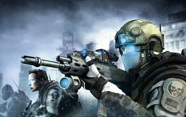 Tom Clancys Ghost Recon Shadow Wars (click to view)
