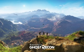 Tom Clancy's Ghost Recona Wildlands 2016
