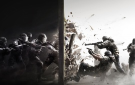 Tom Clancy's Rainbow Six Siege 2014