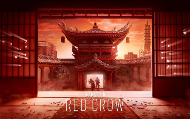 Tom Clancy's Rainbow Six Siege Operation Red Crow2 (click to view)