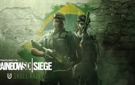 Tom Clancy's Rainbow Six Siege Operation Skull Rain