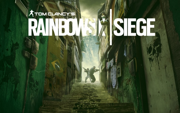 Tom Clancy's Rainbow Six Siege Operation Skull Rain (click to view)
