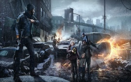 Tom Clancys The Division 2013
