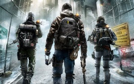 Tom Clancy's The Division 2015