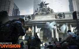Tom Clancy's The Division Attack Position