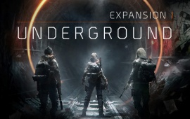 Tom Clancys The Division Underground Expansion 2016