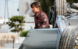 Tom Cruise As Ethan Hunt Mission Impossible 2015