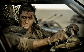 Tom Hardy As Max Rockatansky Mad Max Fury Road