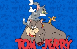 Tom Jerry And Spike