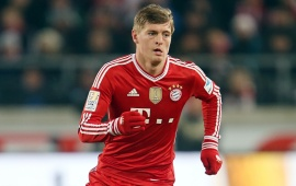 Toni Kroos Fifa World Cup 2014