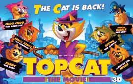 Top Cat: The Movie 2013