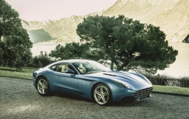 Touring Berlinetta Lusso 2015