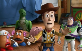 Toy Story 3 In Woody