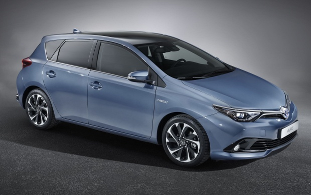 Toyota Auris 2015 (click to view)