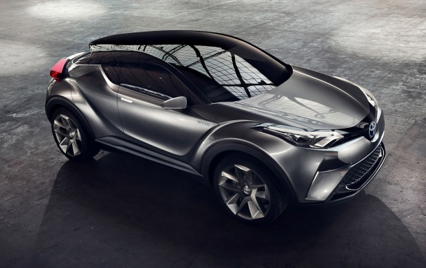 Toyota C-HR 2015 (click to view)