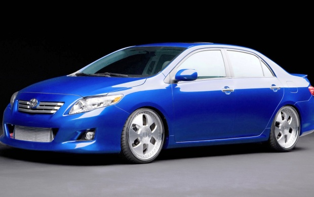 Toyota Corolla 2012 (click to view)
