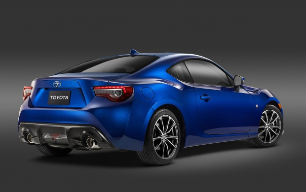 Toyota GT 86 2017 (click to view)
