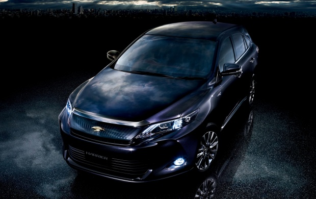 Toyota Harrier 2015 (click to view)