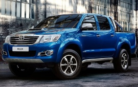 Toyota Hilux Invincible 2013