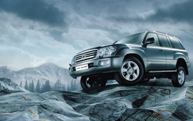 Toyota Land Cruiser (click to view)
