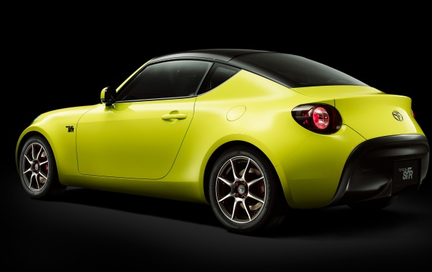 Toyota S-FR Concept 2015 (click to view)