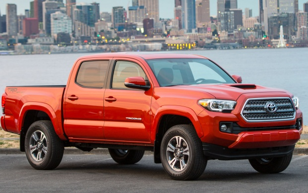 toyota tacoma trd sport 2016 wallpapers. Black Bedroom Furniture Sets. Home Design Ideas