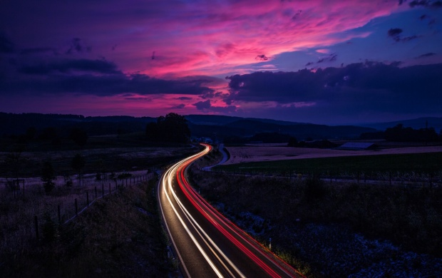 Traffic Landscapes Backgrounds (click to view)