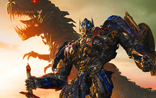 Transformers Age Of Extinction Imax Poster (click to view)
