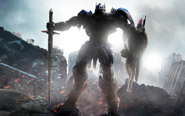 Transformers The Last Knight 4K Wallpapers