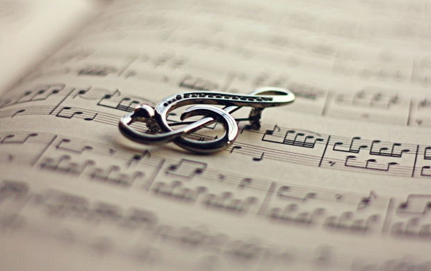 Treble Clef Notes (click to view)