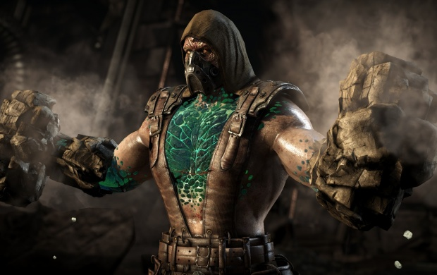 Tremor MKX Crystalline Variation Mortal Kombat X (click to view)