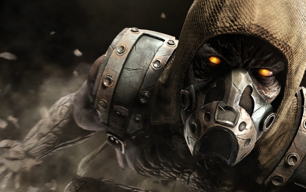 Tremor Yellow Eyes Mortal Kombat X (click to view)