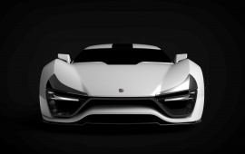 Trion Nemesis RR White Car